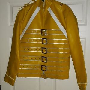 Autentic One of a kind leather Jacket BRAND NEW!
